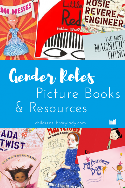 Gender Roles Book List