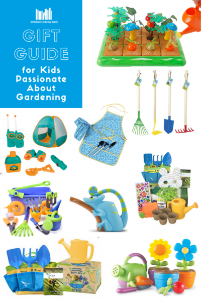 Glorious Gifts for Kids Passionate About Gardening Featured Image
