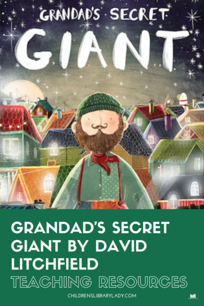 Grandad's Secret Giant by David Litchfield