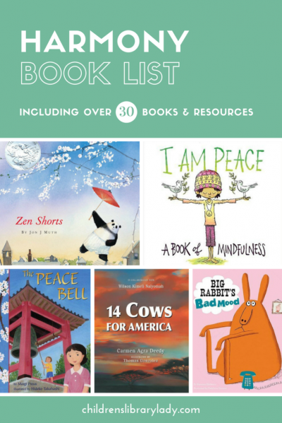 Harmony Book List