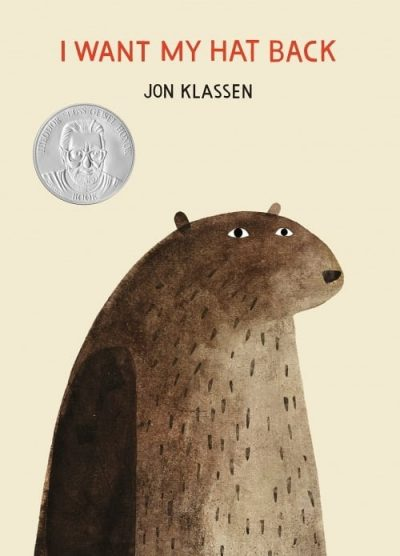 I Want my Hat Back by Jon Klassen book cover