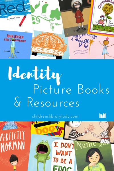 Identity Book List