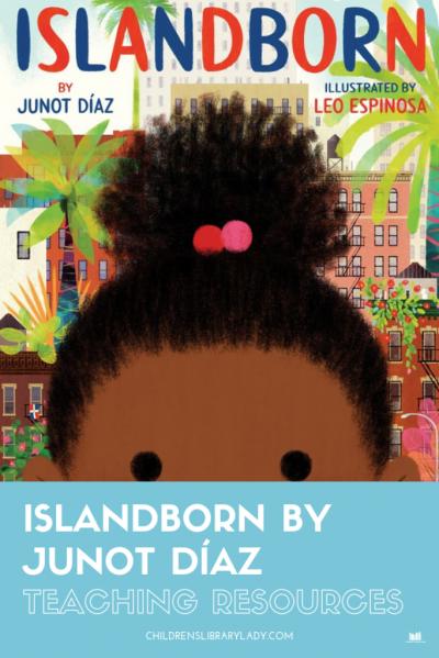 Islandborn by Junot Díaz