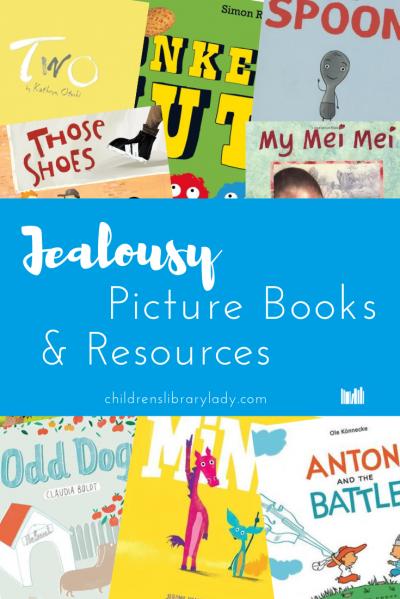 Jealousy Book List