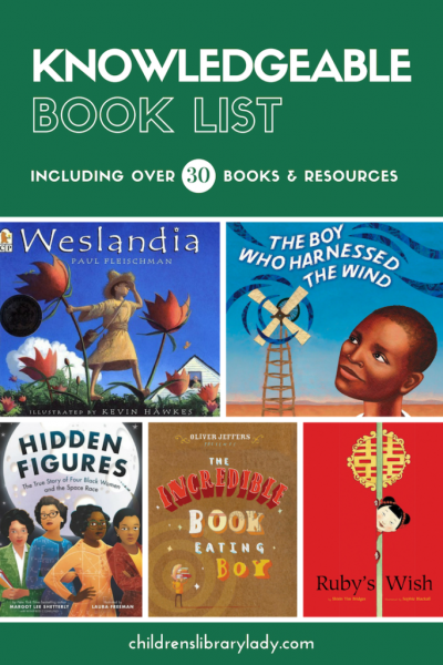 Knowledgeable Book List