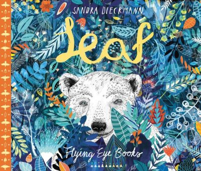Leaf by Sandra Dieckmann book cover