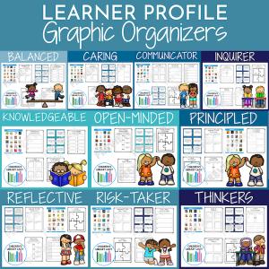 Learner Profile Bundle Cover