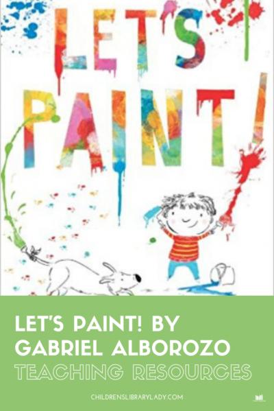 Let's Paint! by Gabriel Alborozo