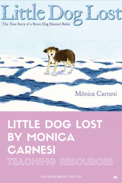 Little Dog Lost by Monica Carnesi