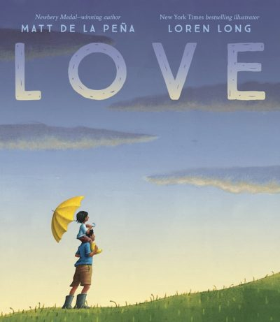 Love by Matt de la Pena