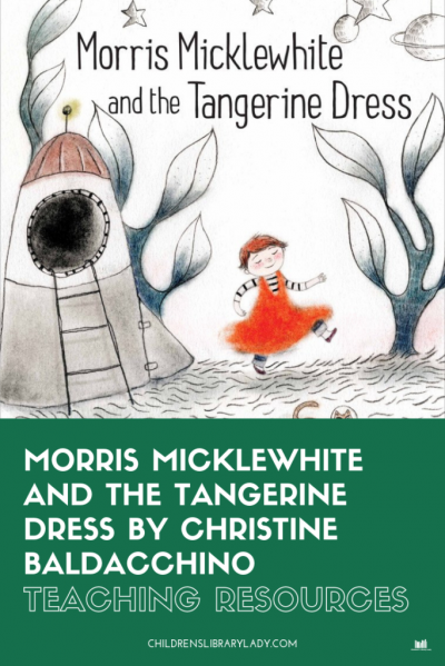 Morris Micklewhite and the Tangerine Dress by Christine Baldacchino