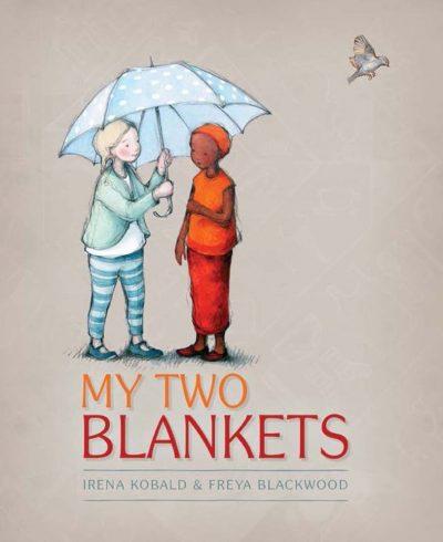 My Two Blankets byIrena Kobald