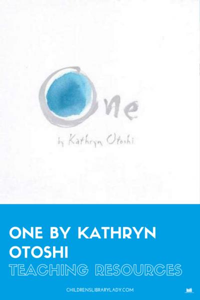 One by Katheryn Otoshi