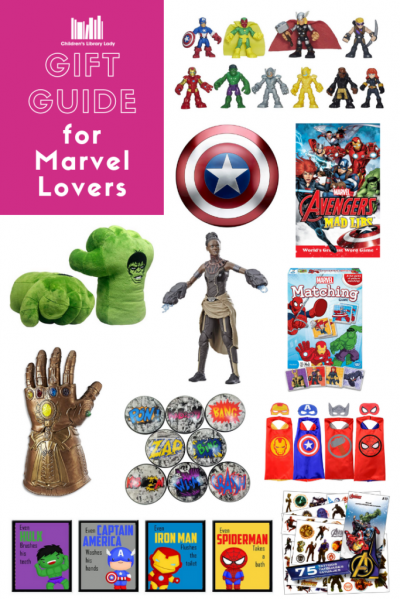 Outstanding Gift Ideas for Marvel Lovers