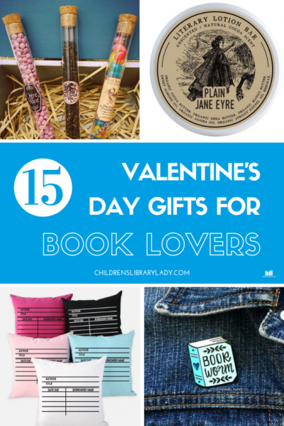 Perfect Valentine's Day Gifts for Book Lovers