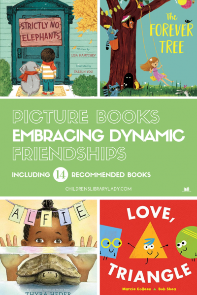 Picture Books Embracing Dynamic Friendships Pinterest