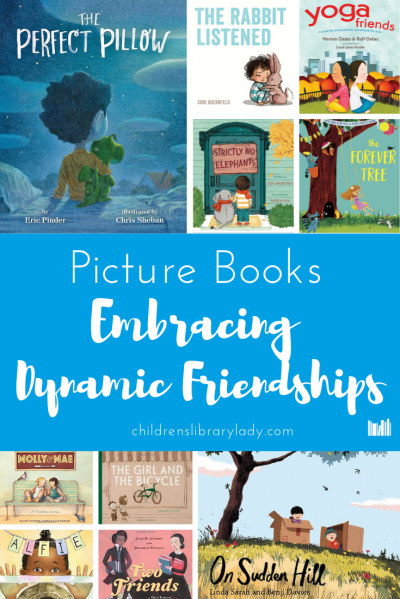 Picture Books Embracing Dynamic Friendships Pinterest B