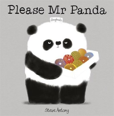 Please, Mr. Panda by Steve Antony book cover