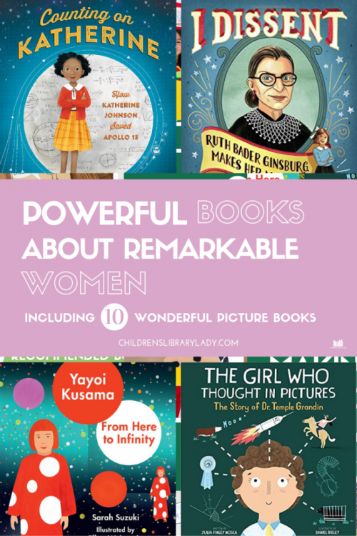 Powerful Books about Remarkable Women