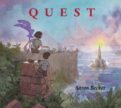 Quest by Aaron Becker