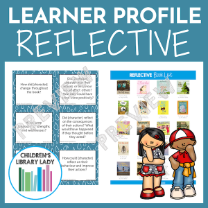 Reflective Graphic Organizers 4