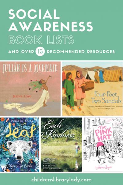 Social Awareness Book List