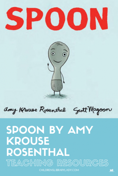 Spoon by Amy Krouse Rosenthal