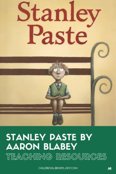 Stanley Paste byAaron Blabey