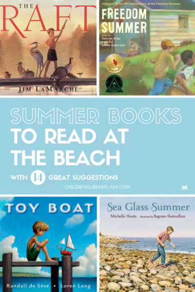 Summer Picture Books to Read at the Beach