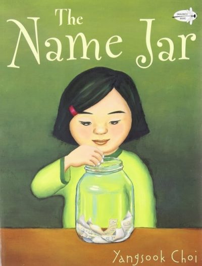 The Name Jar by Yangsook Choi book cover