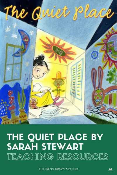 The Quiet Place by Sarah Stewart