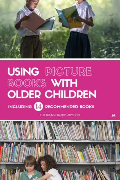 Using Picture Books with Older Children