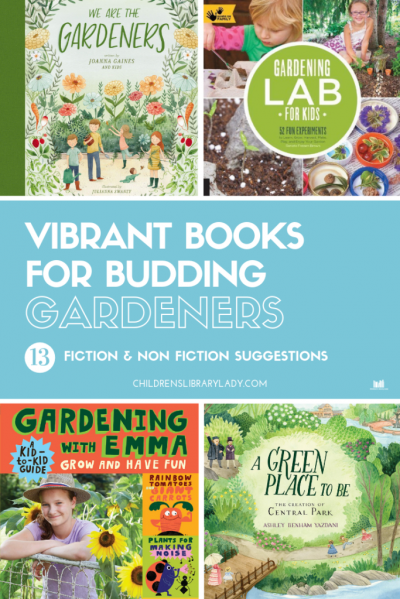 Picture Books for Young Gardeners