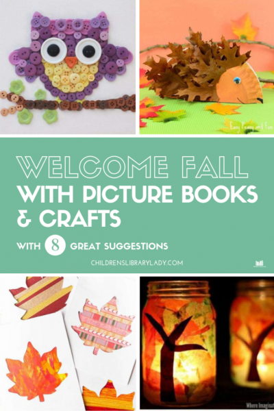 4 Picture Books and Crafts to Welcome Autumn